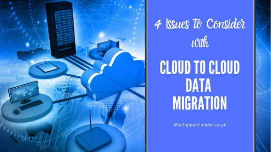 Post Title Image - 4 Issues to Consider with Cloud to Cloud Data Migration