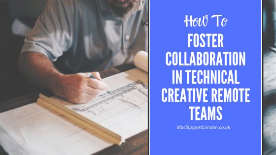 Post Title - How to Foster Collaboration in Technical Creative Remote Teams